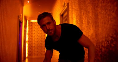 "This film publicity image released by Radius-TWC shows Ryan Gosling in a scene from ""Only God Forgives."" (AP Photo/Radius-TWC)"