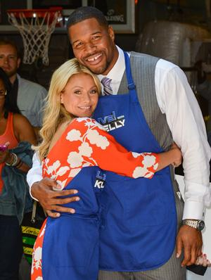 Michael Strahan's journey from football star to Kelly Ripa's co-host