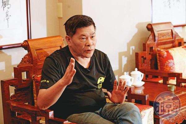 澎恰恰(圖)去年接受《鏡週刊》專訪,並公開向光碟案女主角盧靚致歉。