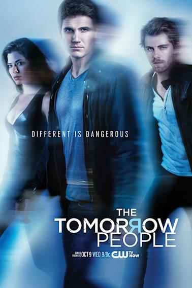 """The Tomorrow People"" keyart"