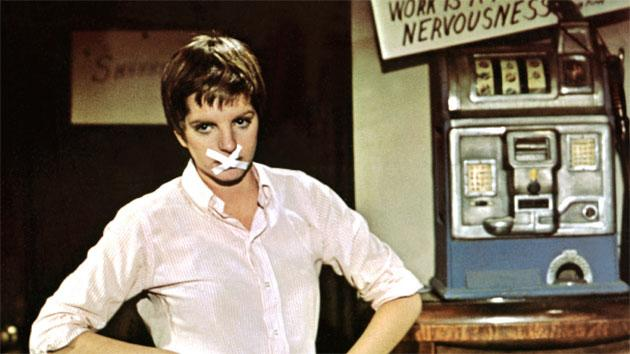 Adams on Reel Women: Liza Minnelli on beauty, mom and dad, and her first Oscar nomination for 'The Sterile Cuckoo'
