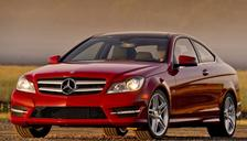 2014 M-Benz C-Class Coupe