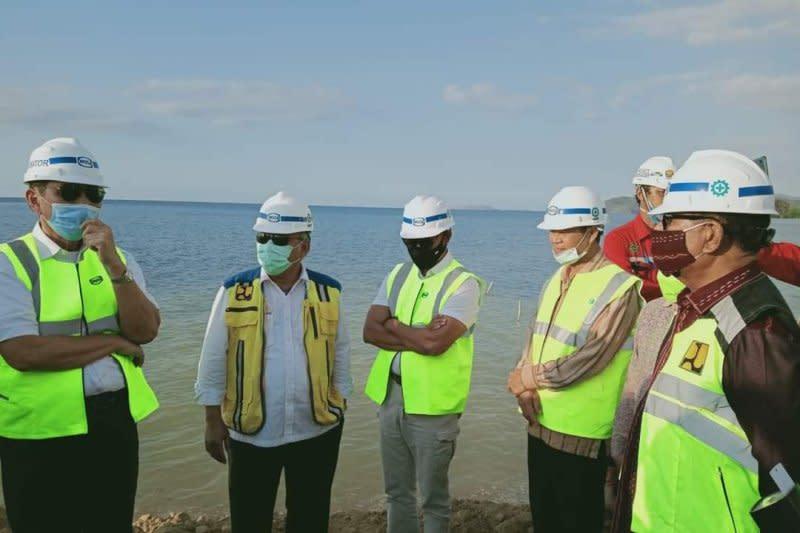 Pemerintah jajaki kemungkinan bangun jalan tol di Labuan Bajo