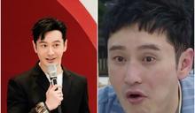黃曉明「脫妝崩壞」嚇傻網友!他曬出真實素顏照雪恥
