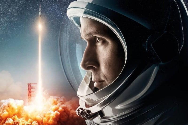 Promotional art for The First Man