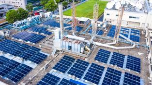 《施政報告》林鄭:中期目標是2035年或之前停用煤作日常發電