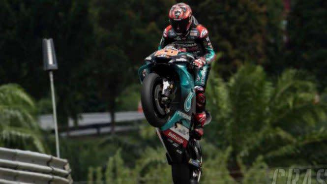 Jadwal MotoGP Aragon 16-18 Oktober 2020, Quartararo Berjaya Lagi?