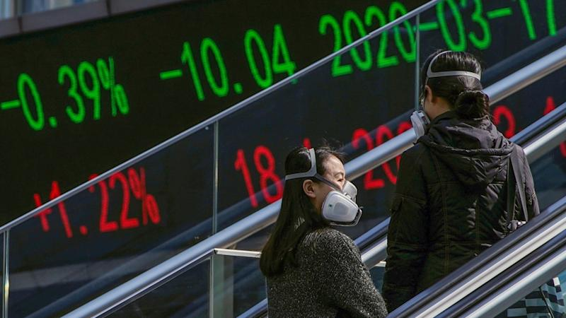 Shanghai Composite hits nearly four-month high as gauge shows better-than-expected expansion by private factories in June
