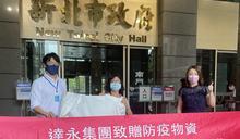 新北議員劉美芳、邱烽堯號召捐物資助市府抗疫