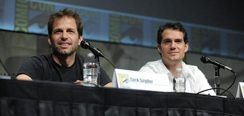 Comic-Con 2012: 'Man of Steel' wows crowd with first look at new Superman