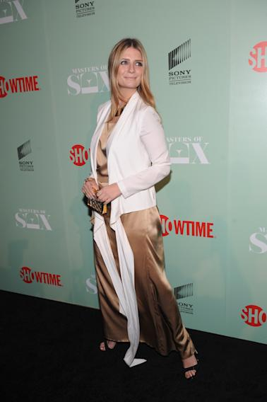 Mischa Barton seen at the premiere screening of MASTERS OF SEX, hosted by SHOWTIME and SONY PICTURES TELEVISION, on Thursday, September 26, 2013 at The Morgan Library and Museum in New York City. (Photo by Brad Barket/Invision for SHOWTIME/AP Images)