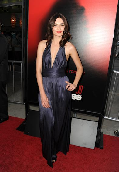 "Premiere Of HBO's ""True Blood"" Season 6 - Red Carpet"