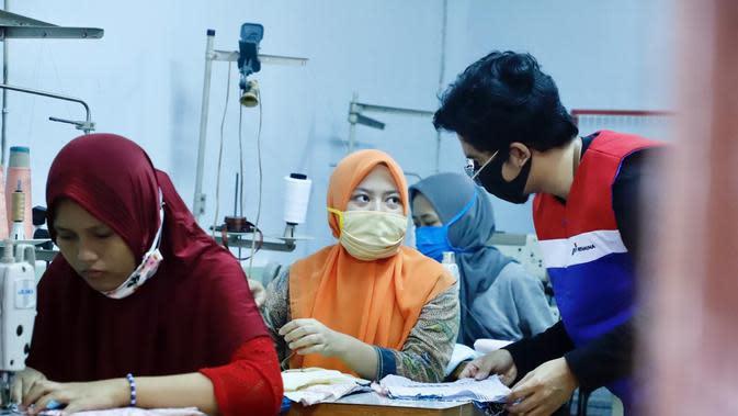 Virtual expo ini disiapkan Pertamina sebagai ajang bangkitnya industri UMKM akibat dampak pandemi Covid-19.