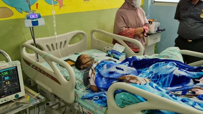 Baim, Bocah yang Melantunkan Ayat Al Quran Saat Kritis Meninggal Dunia