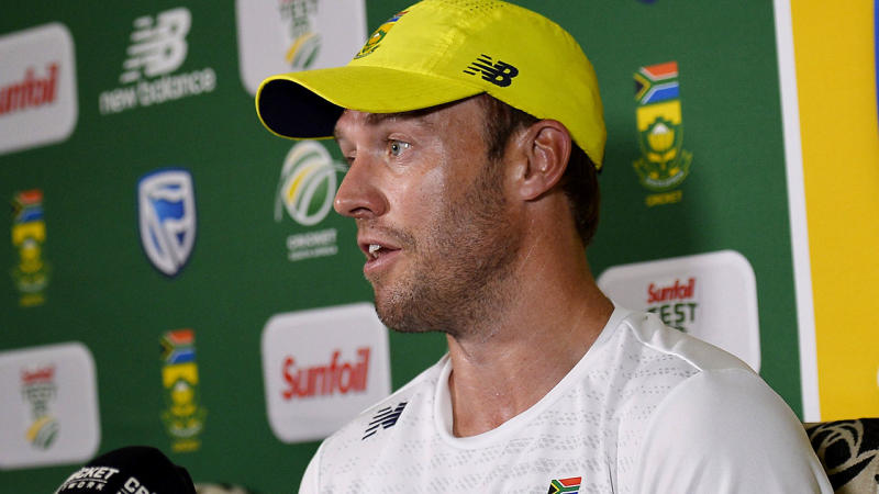 AB De Villiers has slammed critics, hitting out at 'unjustified criticism'.