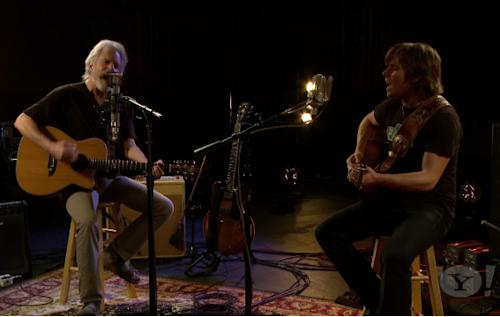 Lukas Nelson Chats And Jams With Grateful Dead's Bob Weir, Plus Weir & The National's Full Live Set!