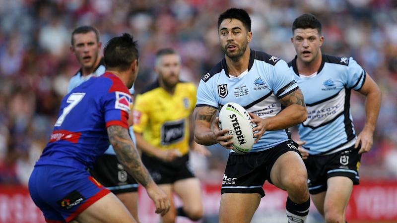 NRL KNIGHTS SHARKS