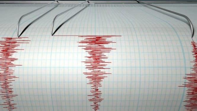 Gempa Sempat Guncang Lumajang