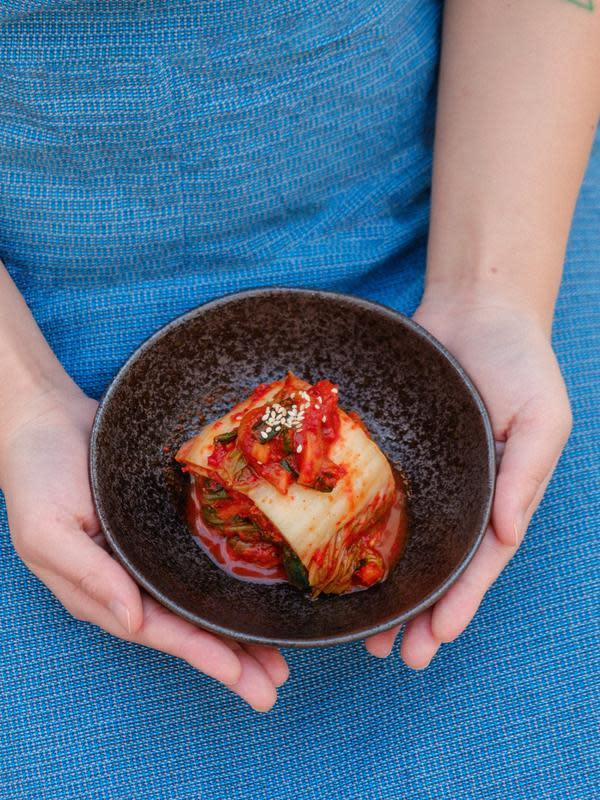 Ilustrasi resep kimchi pedas. (Photo on Unsplash)
