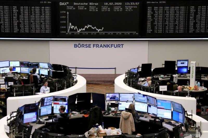 Saham Jerman dilanda ambil untung, indeks DAX 30 tergerus 0,04 persen