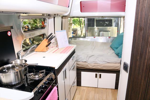 全球首創,Airstream x Papago Resort 頂級露營車體驗區正式開幕!
