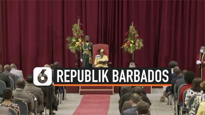 VIDEO: Barbados akan Copot Ratu Elizabeth II sebagai Kepala Negara