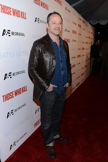 "Premiere Party For A&E's Season 2 Of ""Bates Motel"" & Series Premiere Of ""Those Who Kill"" - Red Carpet"