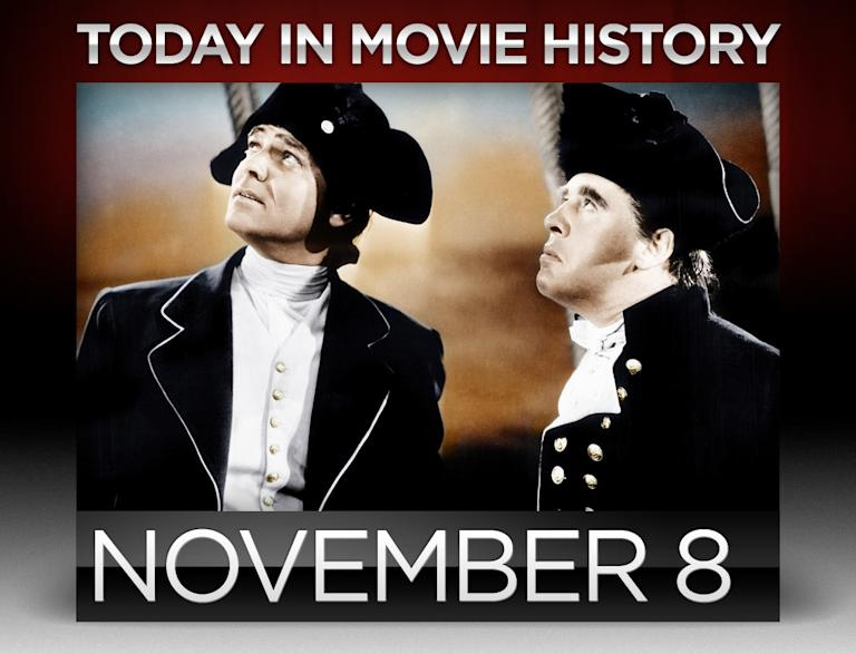 today in movie history, november 8