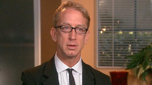 Andy Dick Opens Up About His Sobriety & 'DWTS'