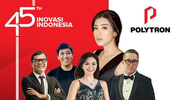 Polytron 45 Tahun, Inovasi Indonesia.
