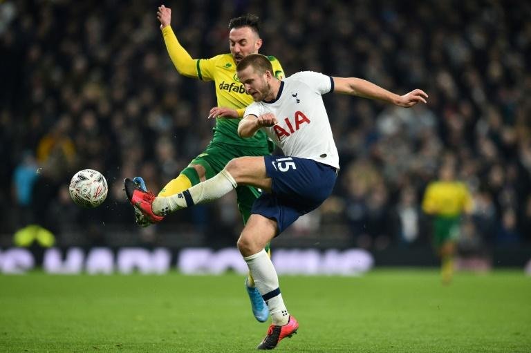 Tottenham's Eric Dier is set to face Burnley despite his midweek row with a fan