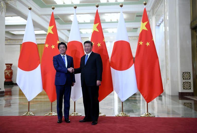 Jepang tolak turut mengecam China atas UU keamanan Hong Kong