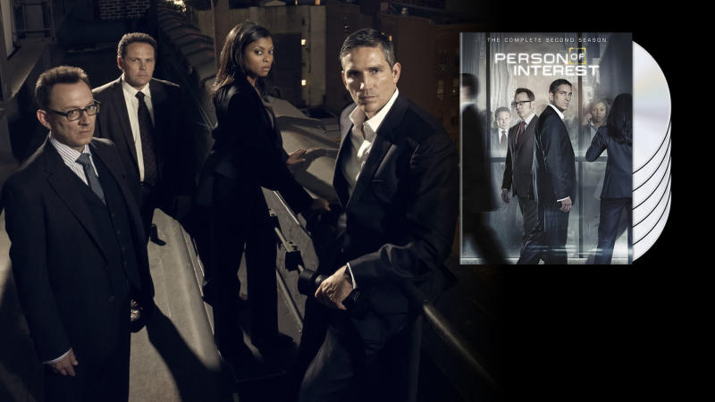 Win 'Person of Interest' Season 2 on DVD/Blu-ray from Yahoo TV