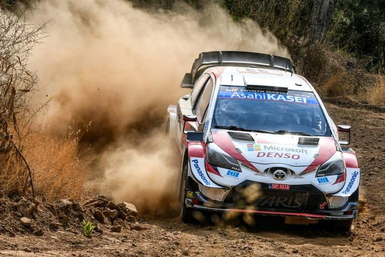 Evans wins Turkey Rally to take lead in WRC title race