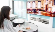 曾菀婷改造客廳成電影院 豪宅「超奢華裝潢」曝光
