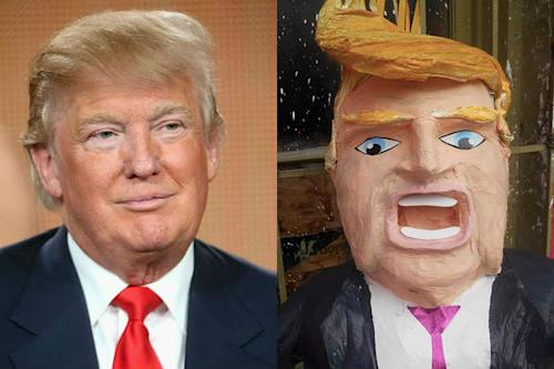 Donald Trump Piñatas for Sale in Mexico After Inflammatory Immigrant Remarks
