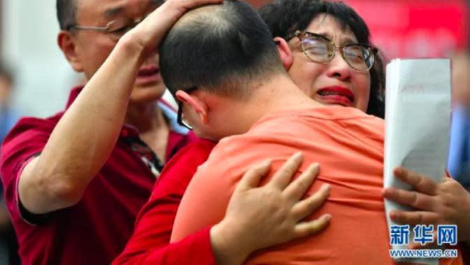Diculik Selama 32 Tahun, Pria Ini Dipertemukan Kembali dengan Orangtua