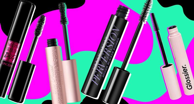 The best mascaras for thicker, longer eyelashes.