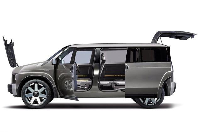 【東京車展】就真的是個歡樂工具箱,Toyota TJ Cruiser Concept即將登場