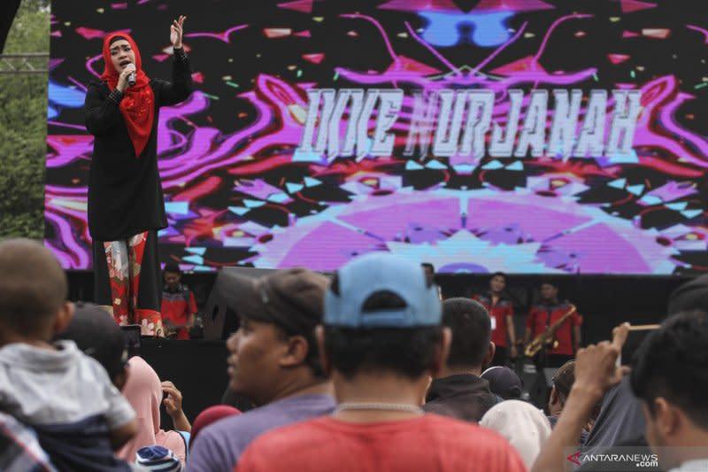 "Ikke Nurjanah didapuk popolerkan lagu ""Gizi Seimbang"""