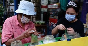 Gotong Royong di Tengah Pandemi