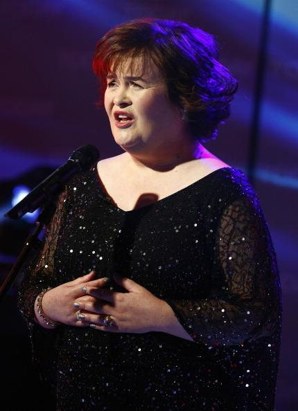 Susan Boyle's Up-And-Down Search For True Love