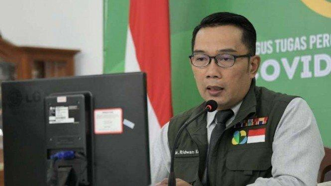 Tangani COVID-19 di Jabar, Ridwan Kamil Berasa Jadi Presiden Korsel
