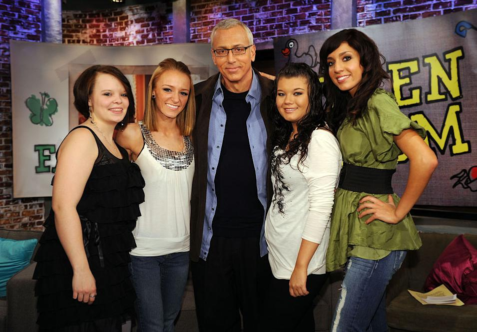 "Cast (""Teen Mom"" Season 1)"