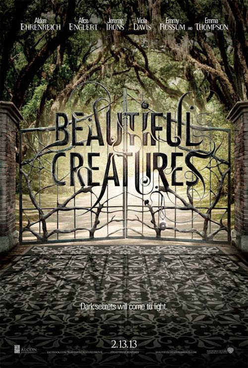 Warner Bros. Pushes 'Beautiful Creatures' Release Date to Valentine's Day