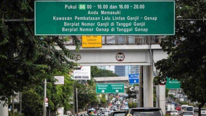 Ganjil Genap Kembali Berlaku, Jumlah Penumpang Angkutan Umum Meningkat
