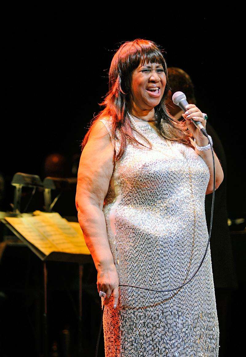 Aretha Franklin Admits That 'Side Effects Were Rough' for Treatment of Mystery Illness