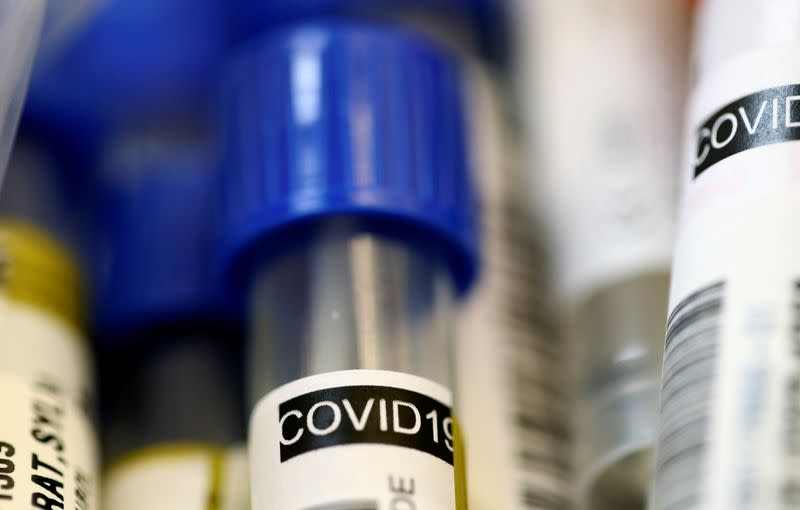 A tale of two Japanese drugs in tests to fight COVID-19