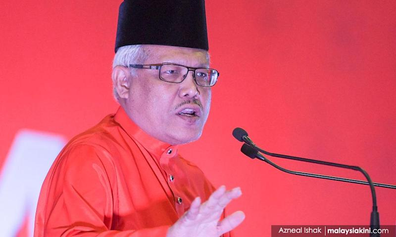 Maybe 'one or two' MPs pressuring Zahid, speculates Hamzah