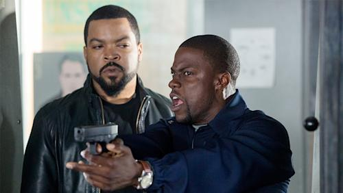 Box Office: Oscar Pics Re-Enter Crowded Market, With 'Ride Along' Expected to Lead in the $30 Mil-Plus Range